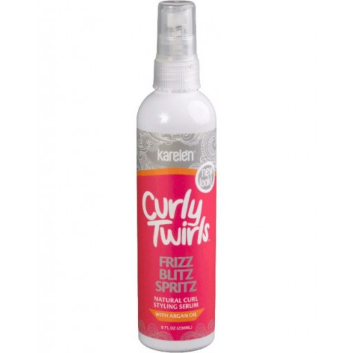 Curly Twirls Frizz Blitz Spritz : 8 oz